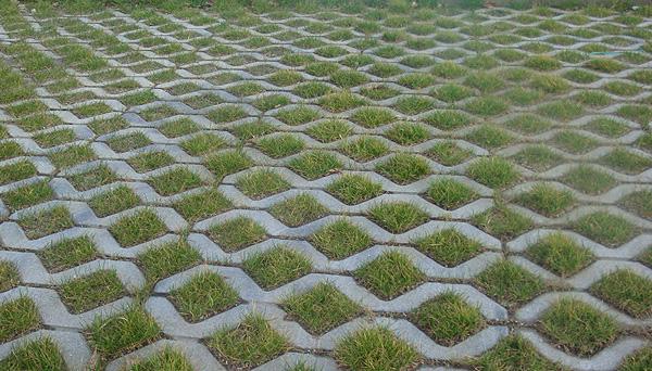 Losas Jardin Great Camino Hecho Con Cantos Rodados Y Losas Es Una